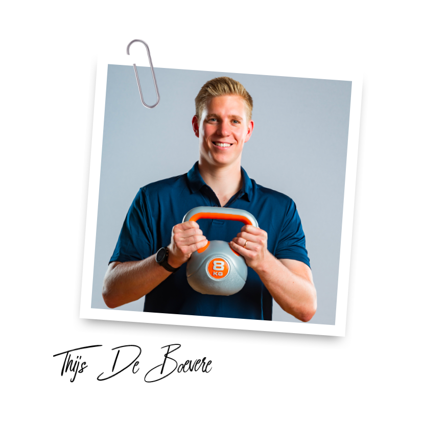 Personal training in Genk door personal trainer Thijs De Boevere